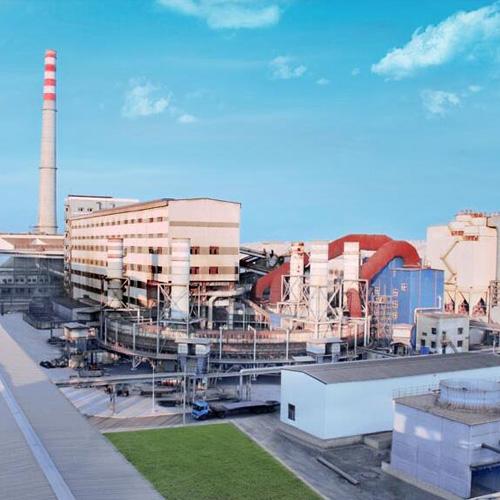 日鋼營口600m2燒結機工程